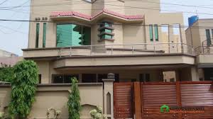 home design for 10 marla 10 marla double storey house for sale in wapda town lahore youtube