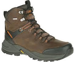 merrell men u0027s phaserbound waterproof hiking boots