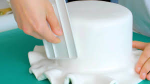 how to make sugar paste moulds for cakes