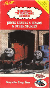 thomas the tank engine u0026 friends vhs tapes x2 by billingsleyson