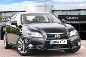 lexus assist uk lexus gs 300h 2 5 luxury 4dr cvt for sale at lexus coventry ref