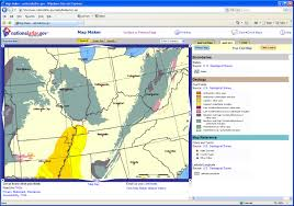 National Map Viewer Exploring Energy With Gis Earth Science Week
