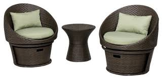 Outdoor Wicker Swivel Chair Shop The Room Grape Crush Chairs
