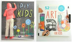 backyard art camp kid art project books to inspire and a book