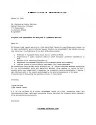 Best Resume Cover Letter Font by Writing A Good Resume Cover Letter 21 Here Is An Example Of