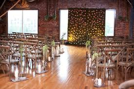 wedding ceremony decoration ideas 23 industrial wedding ceremony decor ideas weddingomania