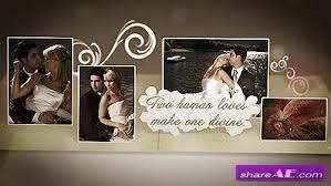 project wedding album wedding album after effects intro after effects project