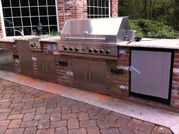Outdoor Bbq Furniture by Bbq Cabinets Best Home Furniture Decoration