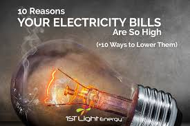 atlanta gas light pay bill 1st light energy 10 reasons your electricity bills are so high