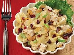 easy cold pasta salad cranberry almond pasta salad mix from shop homemade gourmet for an