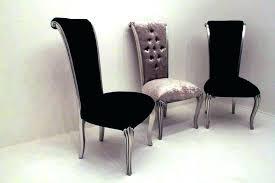 Slim Dining Chairs Slim Dining Chairs Chairs Black Velvet Dining Chairs Modern Velvet