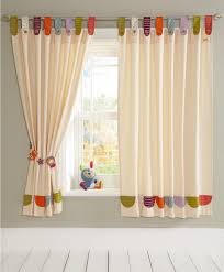 baby nursery decor short baby nursery curtains sample colorful