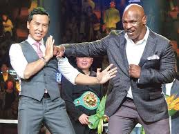 Mike Tyson Home by Mike Tyson U0027 Features In U0027donnie Yen U0027s