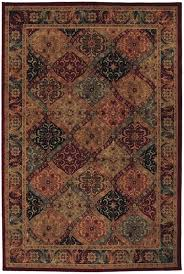 flooring rectangle lowes rugs with floral design pattern for