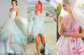 Alternative Wedding Dress Non Traditional Wedding Dresses Guides For Brides