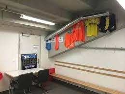 stade suisse referee dressing room