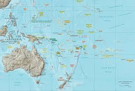 Fiji Islands Map How To Plan A Budget Trip To The South Pacific