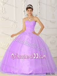 dress for quincea era lilac taffeta and organza appliques dress for quinceaneras