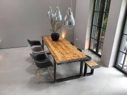 Esszimmer Gebraucht Nieder Terreich Tisch Gerüstbohlen Möbel Pinterest Gerüstbohlen Tisch Und
