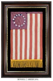 Betsy Ross Flags Bonsell Americana An Antique Flag Company Antique Flag Blog