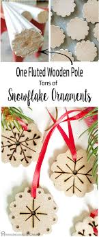 25 unique ornaments handmade ideas on