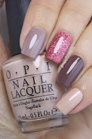 1 sally hansen color therapy line in steely serene 2 opi wear