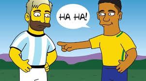 Argentina Memes - nos quieren afuera los memes de brasil que se burlan de argentina