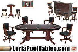 Poker Table Pedestal Table Scenic 84 Pedestal Poker Table With Optional Dining Top