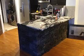 iron kitchen island stack iron ore genstone canada
