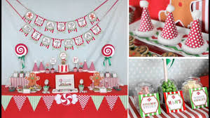 Simple Decoration For Christmas Party by Surprising Christmas Party Decorations Simple Decoration Ideas