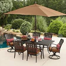 sears outdoor patio furniture sets on patio table and chairs