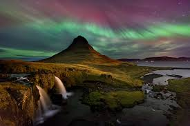 northern lights vacation spots 2 day snæfellsnes tour lava caving waterfalls and the northern lights