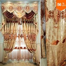 Curtains Wedding Decoration Aliexpress Com Buy Curtains For Windows Quality New Chinese