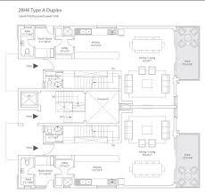 2bhk Plan by Floor Plan Tata Housing Myst