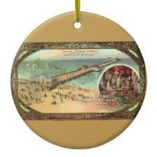 atlantic city ornaments keepsake ornaments zazzle