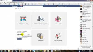 create facebook fan page how to create a fan page on facebook 2013 easy youtube