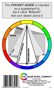 the color wheel company pocket guide to mixing color at guiry u0027s