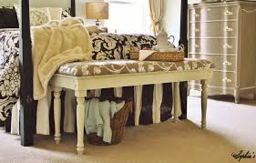 Benches At End Of Bed by Sophia U0027s Diy Bench Tutorial