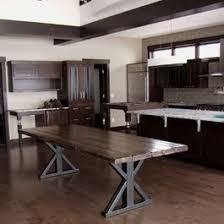 rustic dining table legs innovative decoration dining table legs metal stunning design ideas