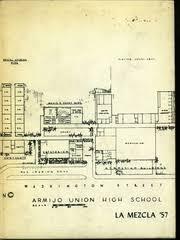 armijo high school yearbook armijo high school la mezcla yearbook fairfield ca covers 1 5