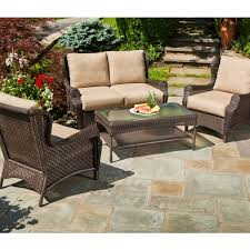Patio Furniture Resin Wicker by Outdoor Furniture On Sale Clearance Wonderful Furniture Resin