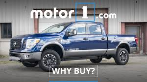 nissan titan just clicks why buy 2016 nissan titan xd review youtube