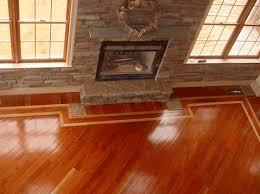 Wood Floor Patterns Ideas Amazing Hardwood Floor Border Design Ideas Floor Design Tile
