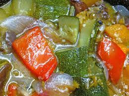 recettes cuisine recettes aux légumes ratatouille de légumes cuisine facile
