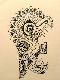 acat mayan god of tattoos