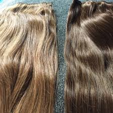 Lush Hair Extension Reviews by Comparing My Old Hair Extensions With New Ones U2013 Bombay Hair I