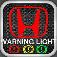 Honda Warning Lights Honda Warning Lights Symbols