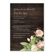 wedding invitations for cheap 163 best rustic wedding images on wedding stuff