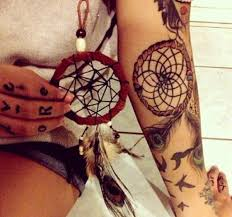 Dreamcatcher Sleeve - 60 dreamcatcher designs for and design