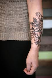 44 incredible ideas about black and white poppy tattoo